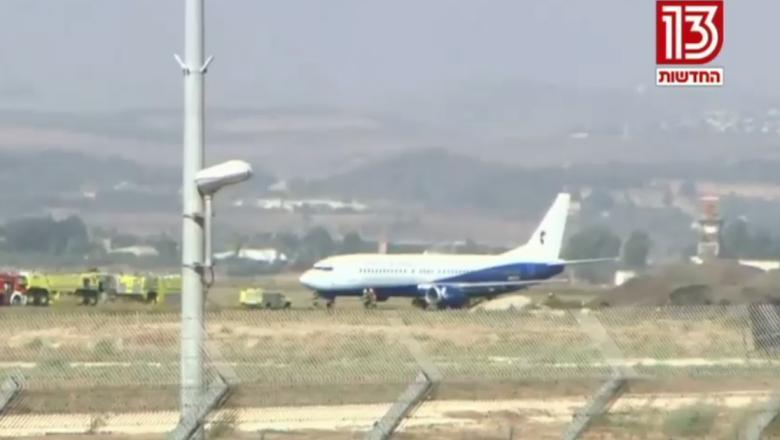 Stare de ALERTA: Un avion cu 152 de pasageri, urmeaza sa aterizeze fortat. A ramas fara tren de aterizare! Sa ne rugam pentru ei! Peste 100 de ambulante si echipaje astepta.