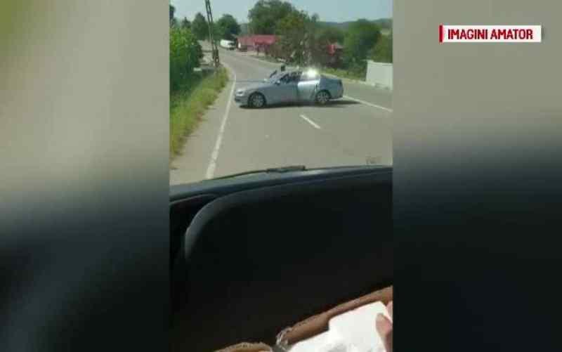 Șoferii sunt în pericol în toata țara: Bandele de romi jefuiesc la drumul mare