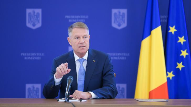 Klaus Iohannis: Este nevoie de toţi românii, de 'aici' şi de 'acolo', din ţară şi din străinătate, pentru a construi împreună România prosperă şi sigură pe care ne-o dorim