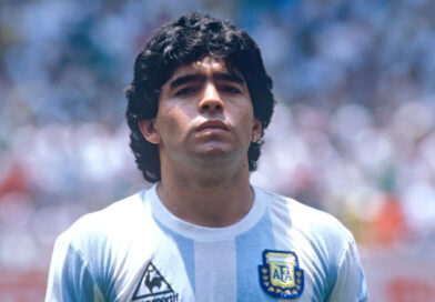A Murit Diego Maradona