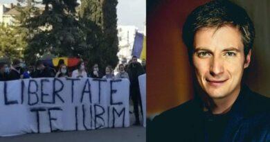 """Andrei Caramitru, mesaj umilitor pentru protestatari: """"Sunt săraci vai de capul lor"""""""